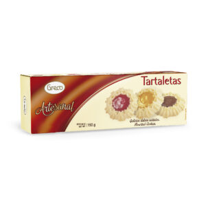 Artesanal Tartaleta 150gr