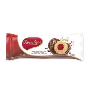 Canasticas Chocobase Tartaleta 120gr