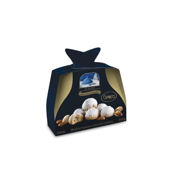 Galletas con almendras Kurabié 50gr