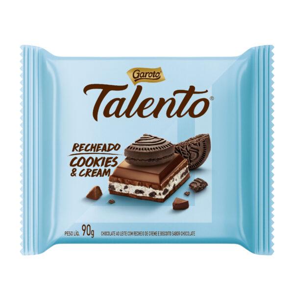 Garoto Talento Cookies and Cream 90gr