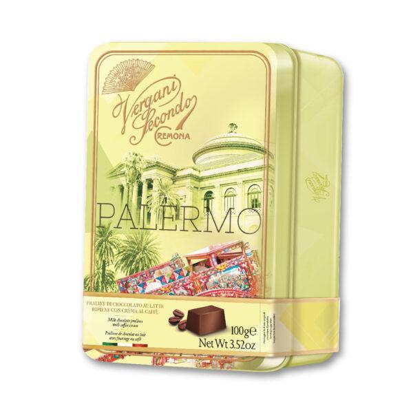 Chocolates Vergani Palermo lata