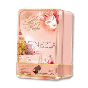Chocolates Venezia lata Vergani