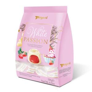 White Passion fresa bolsa