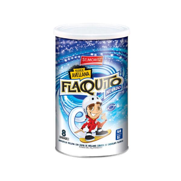 Flaquito Nevado lata 240gr
