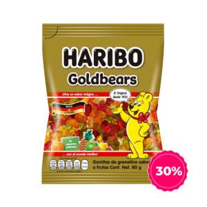 Goldbears 80gr 30off