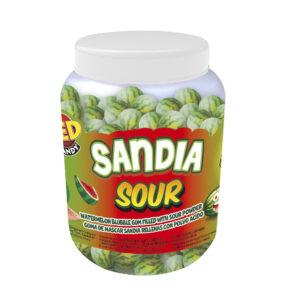 Goma de mascar Sandía Tarro