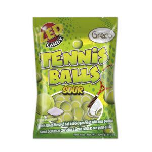 Goma de mascar Tennis Bolsa