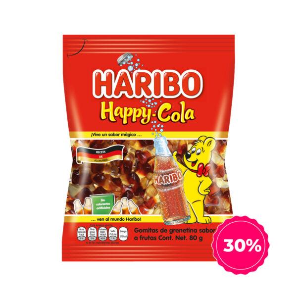 Happy cola 80gr 30off