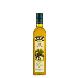 Sparta Gold 500ml vidrio