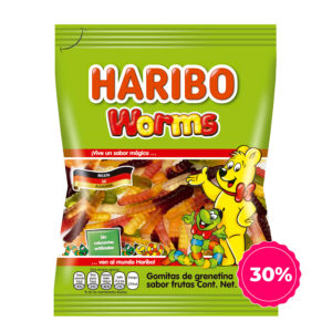 Worms 150gr 30off