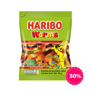 Worms 80gr 30off