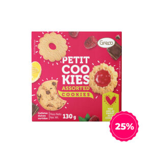 Petit cookies 25off