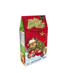 Dulce Navidad caja reno 140gr