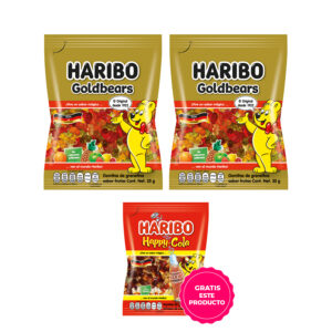 Oferta Goldbears 80gr