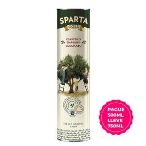 Oferta Sparta Gold lata 500ml